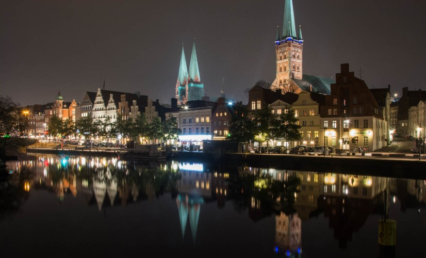lubeck-in-the-evening