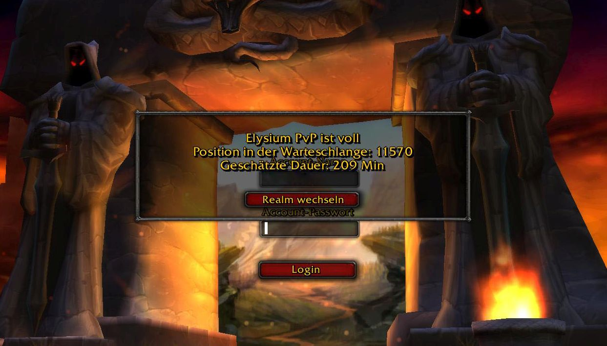 world of warcraft servers you think you do but you don t diary
