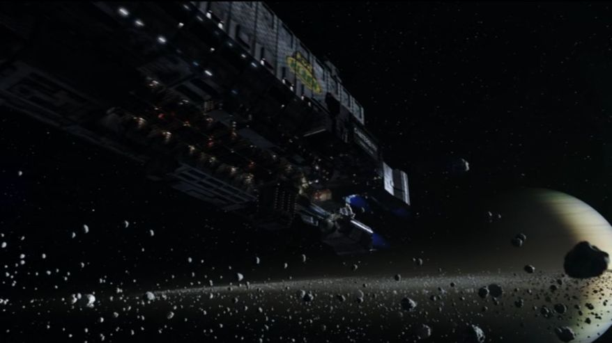The Expanse Screenshot