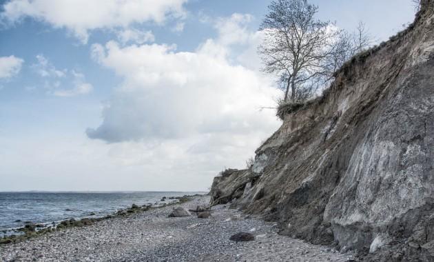 Brodtener Ufer - Bay of Lubeck- Brodtener steep coast