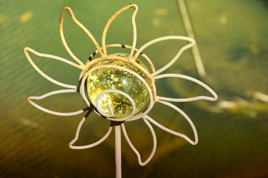 Decorative Sun Object