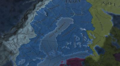 Europa Universalis screenshot taken with debug_nogui console command