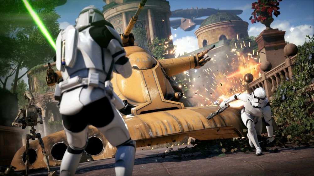 How To Open The Console In Star Wars Battlefront 2 – Diary