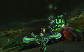 World of Warcraft Loot Screenshot