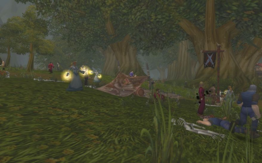 Official Classic WoW Announced