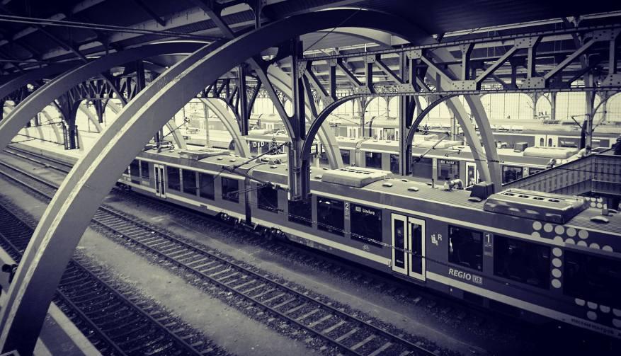 Lubeck Train Station