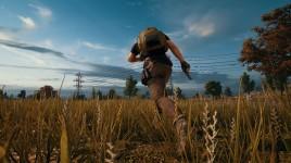 PlayerUnknown's Battlegrounds open field