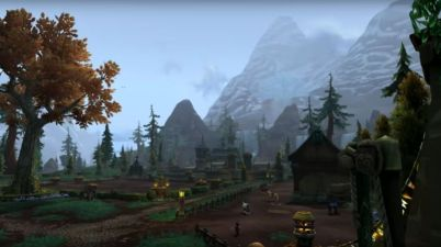 WoW - Battle for Azeroth Screenshot