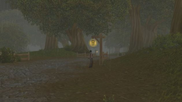 WoW Vanilla Screenshot - Forest of Elwynn
