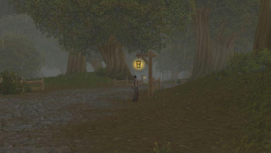 WoW Vanilla Screenshot - Forest of Elwynn