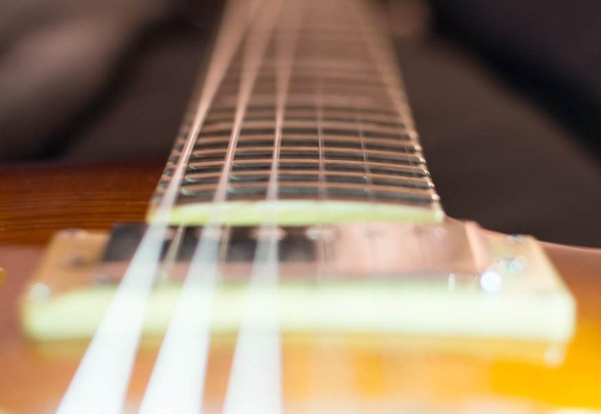 Bluesbird Curved Fretboard