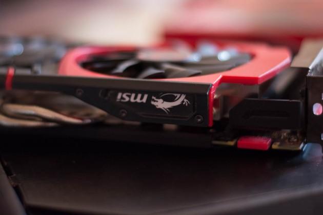 MSI GeForce GTX 960 GAMING 4GB DDR5 OC Edition