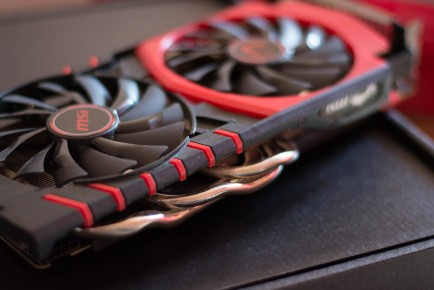 MSI GeForce GTX 960 GAMING 4GB DDR5 OC Edition