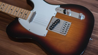 Fender Standard Telecaster Brown Sunburst