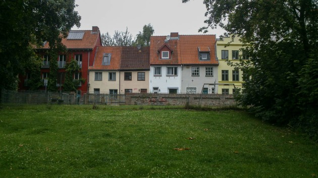 Tiny houses in Lübeck