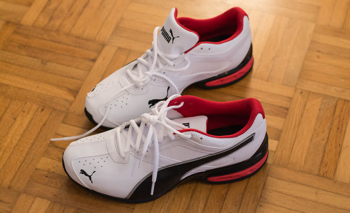 New Running Shoes – Diary of Dennis