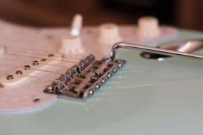 Fender Classic Series 50's Stratocaster in Surf Green Picture 6