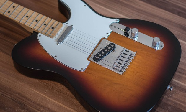 Mexican Fender Standard Telecaster