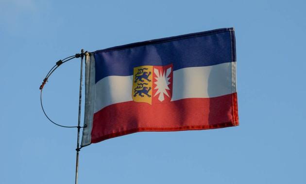Schleswig-Holstein flag