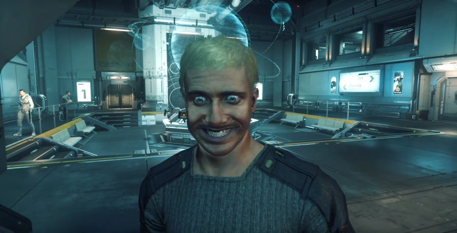 How The Star Citizen Face Tracking Feature Will Most Likely