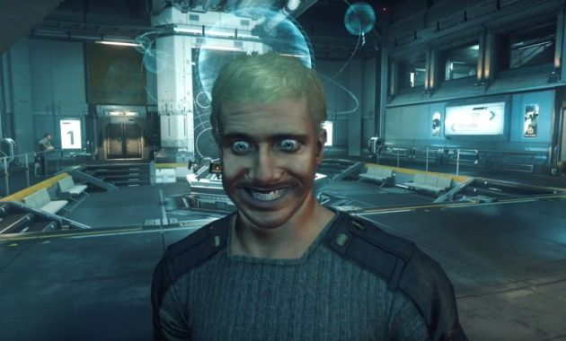 Star Citizen Face Tracking