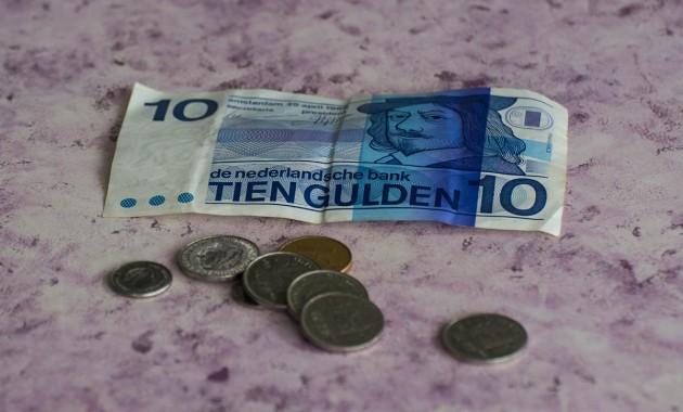 tien gulden de nederlandsche bank