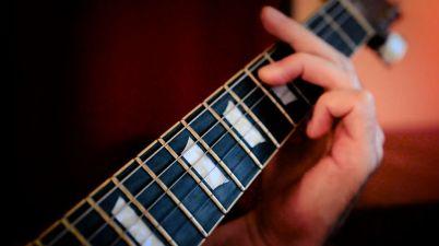 Guitar Jam Photo