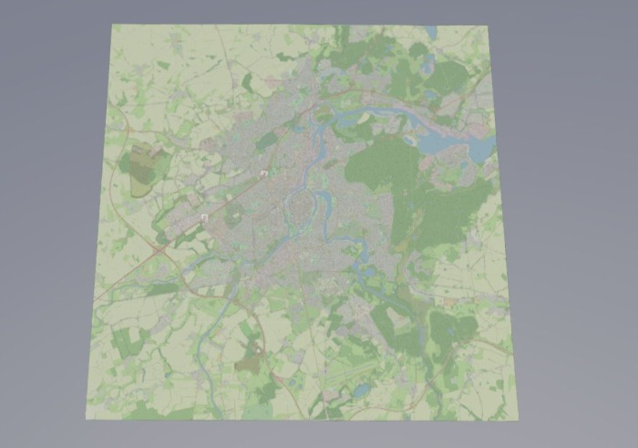 Cities Skylines Map Overlay
