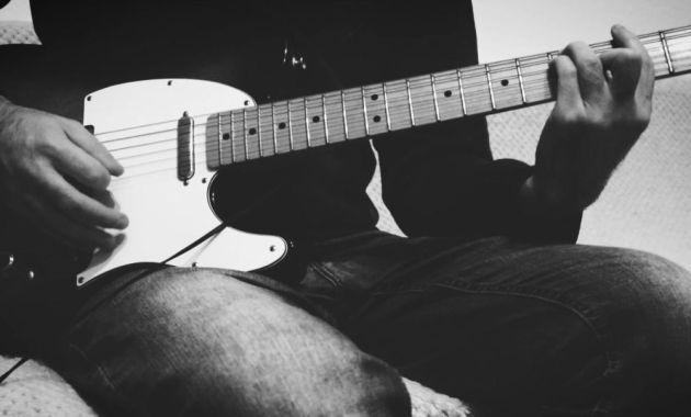 Playing A Fender Standard Telecaster