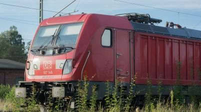 Deutsche Bahn Locomotive
