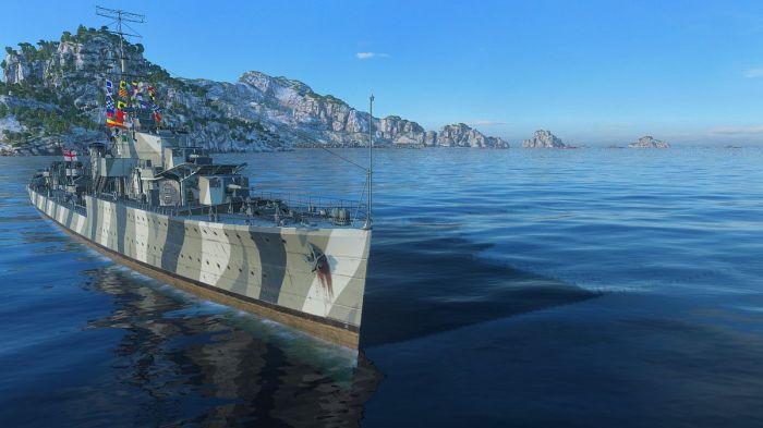 World of Warships screenshot