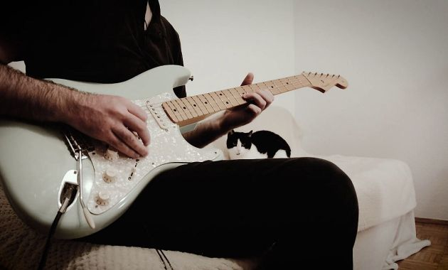 Stratocaster Jam snapshot