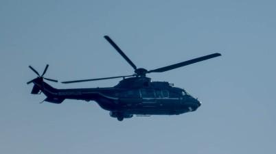 Bundespolizei Chopper