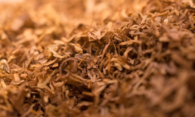tobacco pile