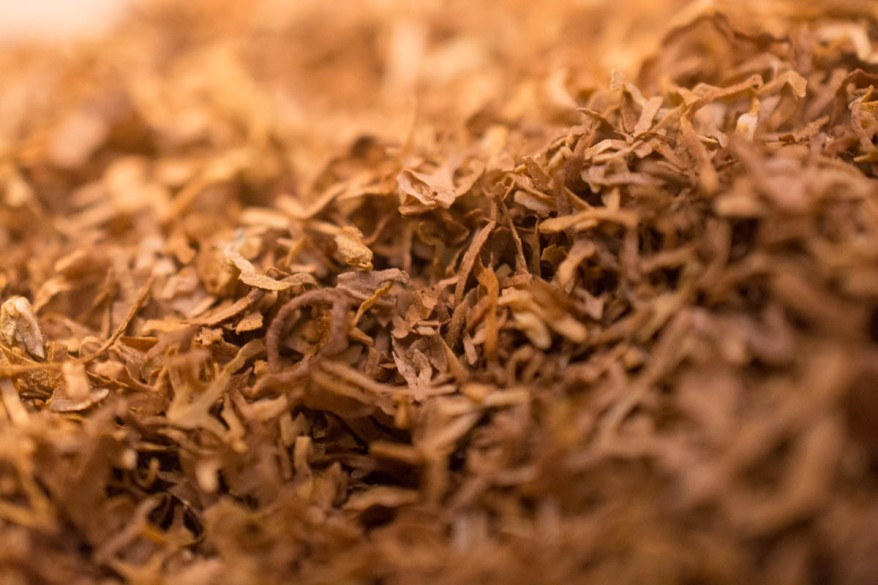 tobacco pile