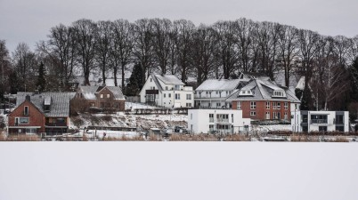 Reinfeld in Winter