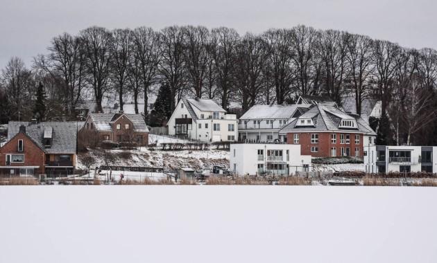 Reinfeld in Winter